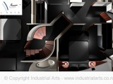 Boot - Interieur : Rendering
