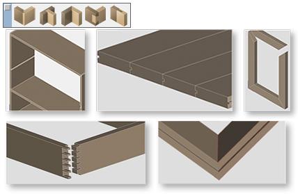 Holz-Verbinder