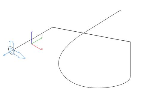erweiterte Pfad-Extrusion
