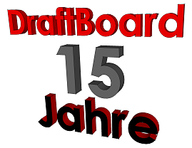 DraftBoard : 15 Jahre