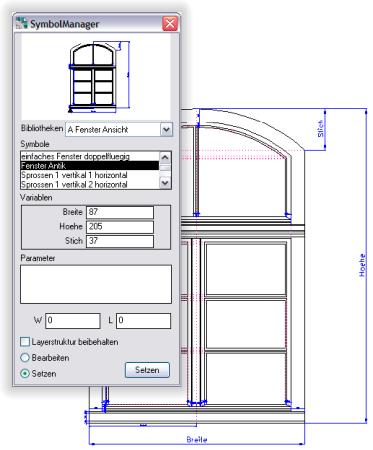 DraftBoard : Varianten-Konstruktion