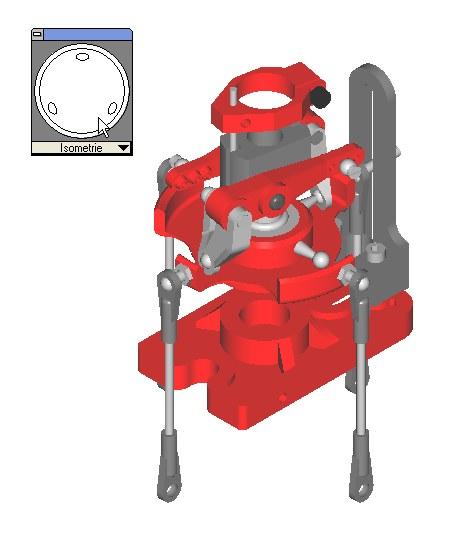 DraftBoard : 3D-Grafikstandard OpenGL
